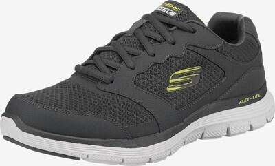 SKECHERS Sneaker in neongelb / dunkelgrau, Produktansicht