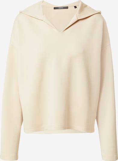 Someday Sweat-shirt 'Ulmani' en beige, Vue avec produit
