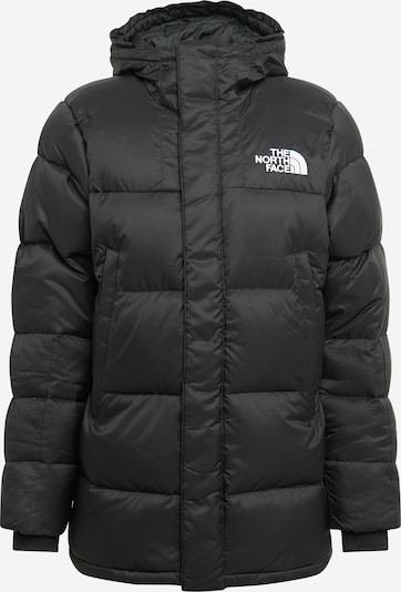 THE NORTH FACE Winterparka 'Deptford' in de kleur Zwart / Wit, Productweergave