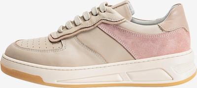 INUOVO Sneaker in hellbeige / pastellpink, Produktansicht