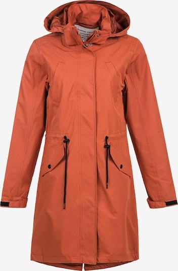 Weather Report Outdoorjas 'BRIELLE W-PRO 5000' in de kleur Bruin, Productweergave