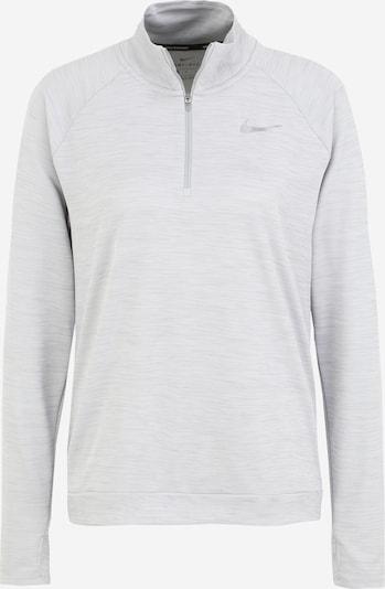 NIKE Sportiska tipa džemperis raibi pelēks, Preces skats