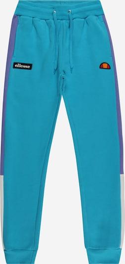ELLESSE Pantalon 'Zuppio' en bleu / violet clair / blanc, Vue avec produit