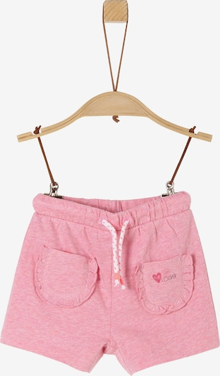 s.Oliver Shorts in pink: Frontalansicht