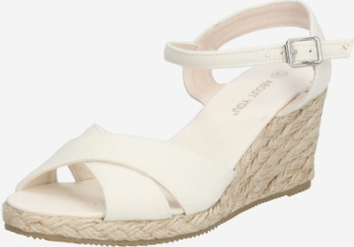 ABOUT YOU Remsandal 'Sophia' i off-white, Produktvy