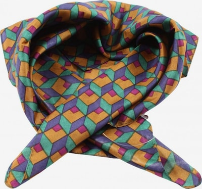 DARLING HARBOUR Scarf & Wrap in One size in Turquoise / Purple / Light orange, Item view