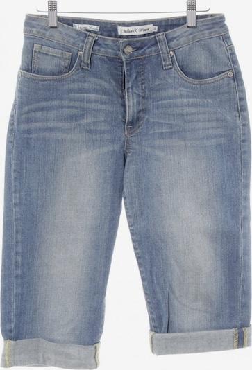 MILLION X 3/4 Jeans in 28 in blau, Produktansicht