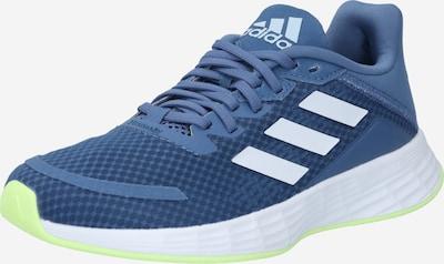 ADIDAS PERFORMANCE Chaussure de course 'DURAMO' en bleu-gris / blanc, Vue avec produit