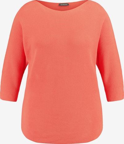 SAMOON Pullover in koralle, Produktansicht