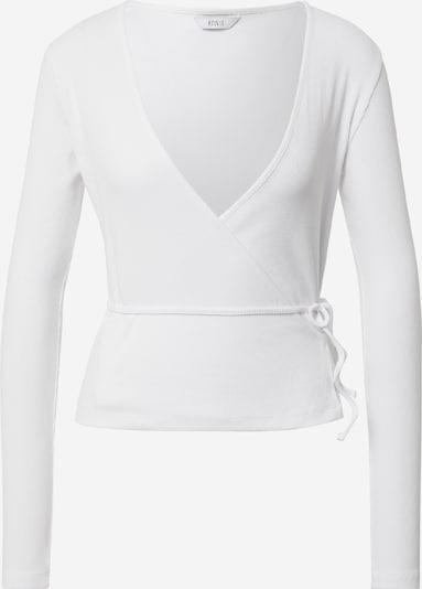 Envii T-shirt 'ALLY' en blanc, Vue avec produit