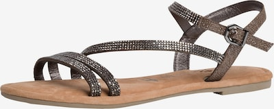 TAMARIS Páskové sandály - režná, Produkt