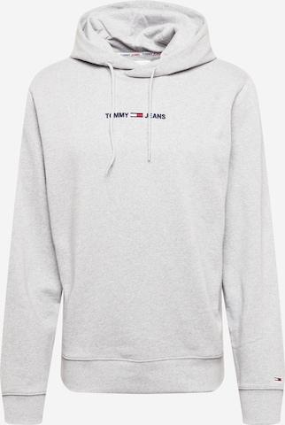 Tommy Jeans Sweatshirt in Grau
