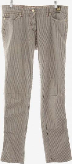Cappopera Straight-Leg Jeans in 32-33 in braun / wollweiß, Produktansicht