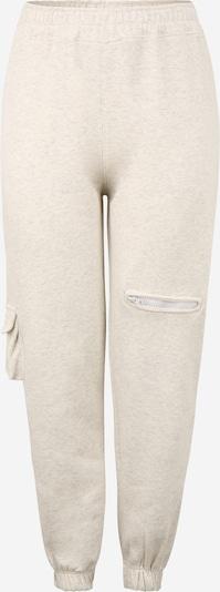 Public Desire Pantalon cargo en mastic, Vue avec produit