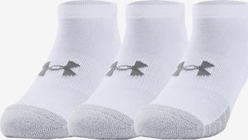 UNDER ARMOUR Sportsocken in Weiß