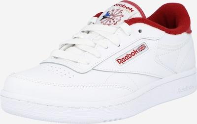 Reebok Classic Tenisky 'CLUB C 85' - červená / bílá, Produkt