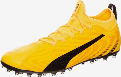 PUMA Fußballschuh 'ONE 20.3 MG' in gelb / schwarz, Produktansicht