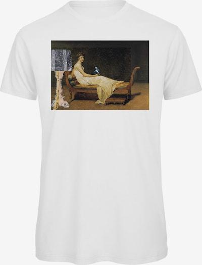 Openspace T-Shirt in weiß, Produktansicht