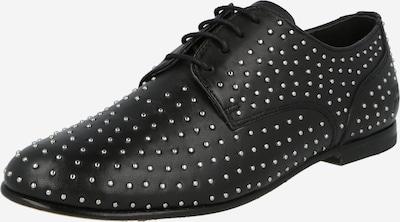 MELVIN & HAMILTON Chaussure à lacets 'Sonia' en noir / argent, Vue avec produit