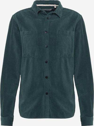 anerkjendt Overhemd in de kleur Donkergroen, Productweergave