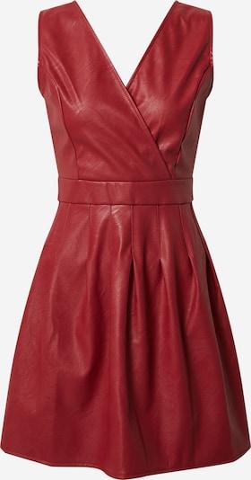 WAL G. Kleid in weinrot, Produktansicht
