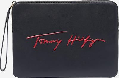 TOMMY HILFIGER Tablethülle in dunkelblau / rot, Produktansicht