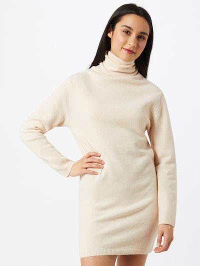 Molly BRACKEN Pletené šaty 'Star' - biela ako vlna, Model/-ka