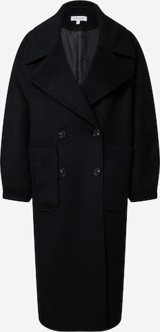 EDITED Winter Coat 'Daria' in Black