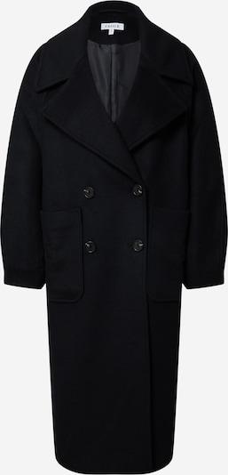 EDITED Vinterfrakk 'Daria' i svart, Produktvisning