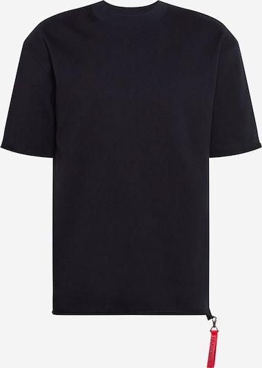 HUGO Koszulka w kolorze czarnym, Podgląd produktu