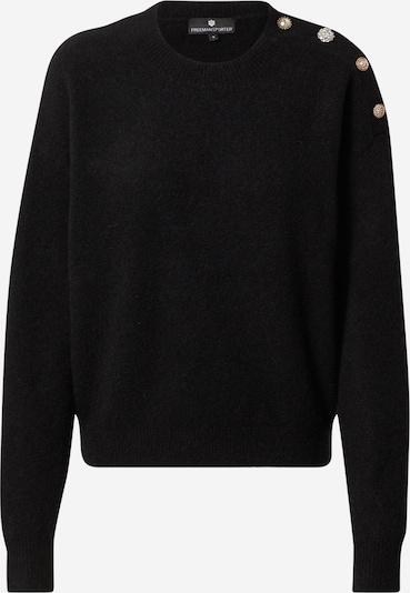 FREEMAN T. PORTER Pullover 'Priya' in schwarz, Produktansicht