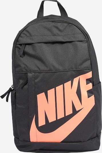 Nike Sportswear Rygsæk 'Elemental 2.0' i orange / sort, Produktvisning