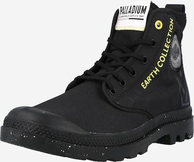 Palladium Stiefel 'PAMPA' in limette / schwarz, Produktansicht
