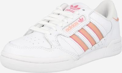 ADIDAS ORIGINALS Sneaker 'CONTINENTAL 80' in orange / pink / weiß, Produktansicht