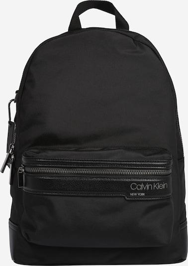 Calvin Klein Раница 'Campus' в черно / бяло, Преглед на продукта