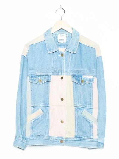 TOGETHER Jeansjacke in XL-XXL in hellblau, Produktansicht