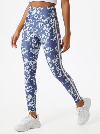 Marika Sport-Hose 'JOANNE' in blau / rosa / weiß: Frontalansicht