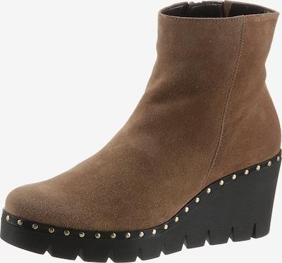 GABOR Ankle Boots in karamell, Produktansicht