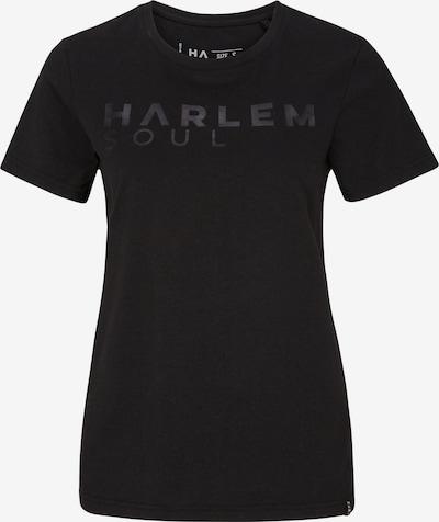 Harlem Soul T-Shirt in schwarz, Produktansicht