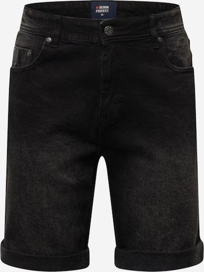 Denim Project Jeans 'Mr. Orange' in black denim, Produktansicht