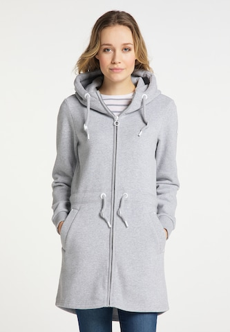 DreiMaster Maritim Between-Seasons Coat in Grey