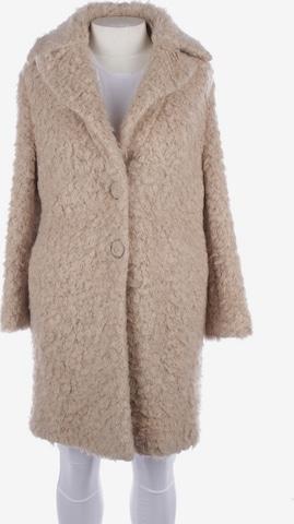 Luisa Cerano Jacket & Coat in XL in Brown