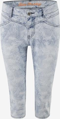 Blue Monkey Jeans 'Gigi' in Blau