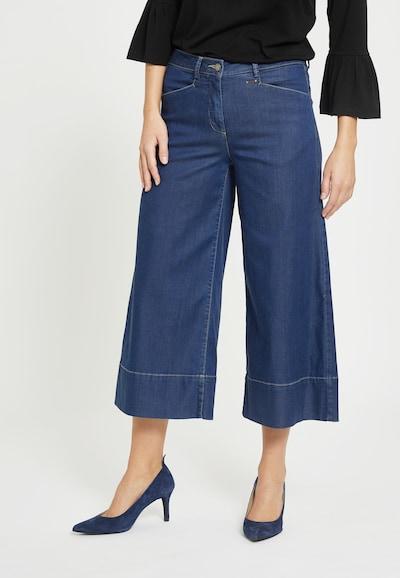 LauRie Jeans 'Rachel' in de kleur Blauw, Modelweergave