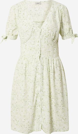 világoszöld / fehér Pimkie Nyári ruhák 'TORI', Termék nézet