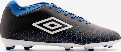 UMBRO Chaussure de foot en bleu / noir / blanc, Vue avec produit