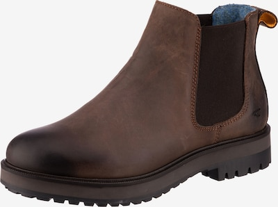 CAMEL ACTIVE Chelsea čizme 'Stone' u kestenjasto smeđa, Pregled proizvoda
