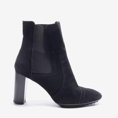 Tod's Stiefel in 38,5 in schwarz, Produktansicht