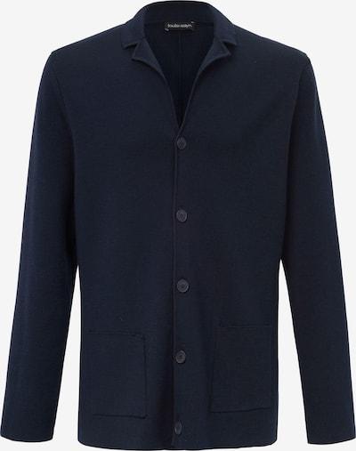 Louis Sayn Strickjacke in blau / marine / navy / dunkelblau, Produktansicht