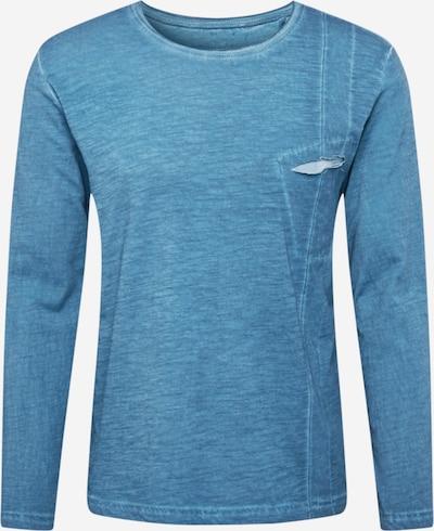Key Largo Shirt 'CAKE' in de kleur Hemelsblauw, Productweergave